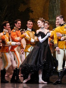 Artists of The Australian-Ballet in The Merry Widow, photo © Jeff Busby