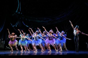 Liam Scarlett's A Midsummer Night's Dream, Queensland Ballet, photo © David Kelly