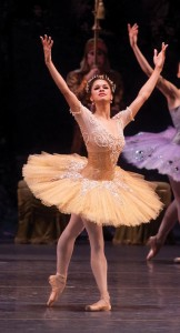 Misty Copeland, La Bayadere, photo © Rosalie O'Connor