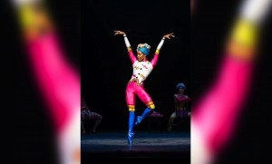 Precious Adams,Elite Syncopations, English National Ballet, photo © Bill Cooper