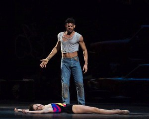 Thiago Soares and Lauren Cutherbertson, The Judas Tree, Royal Ballet