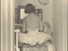 Helene Kirsova at her dressing room table, 1936/37, National Library of Australia, nla.pic-vn3535818