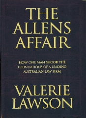 The Allens Affair cover image