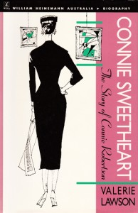 Cover of Connie Sweetheart - The story of Connie Robertson