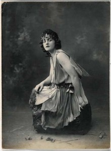 P L Travers as Titania